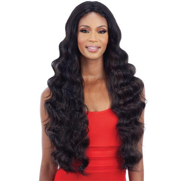 Mayde Beauty Synthetic Invisible Lace Part Wig Brianna