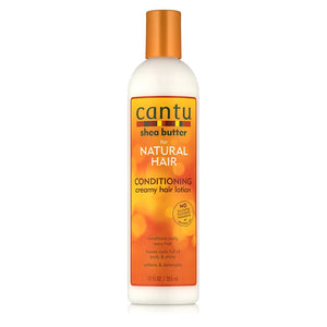 Cantu Shea Butter for Natural Hair Conditioning Creamy Hair Lotion 12oz