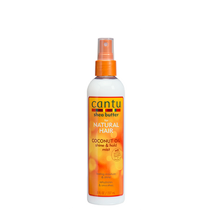 Cantu Shea Butter for Natural Hair Coconut Oil Shine & Hold Mist 8oz