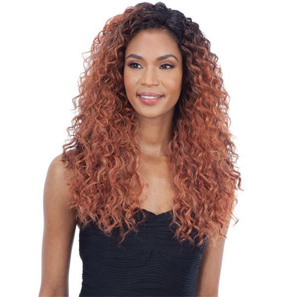 Mayde Beaut Synthetic Lace And Lace Front Wig Desirae