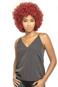 R&B Got Wig? Human Hair Blend Guest Wig