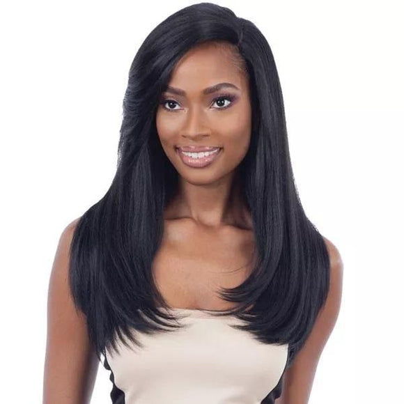 Mayde Beauty Synthetic Invisible Lace Part Wig Sandie