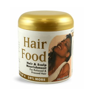 BB Hair Food Hair & Scalp Nourishment 6oz