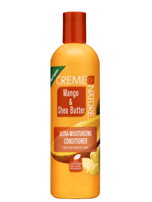 Creme of Nature Mango & Shea Butter Ultra-Moisturizing Conditioner 12oz