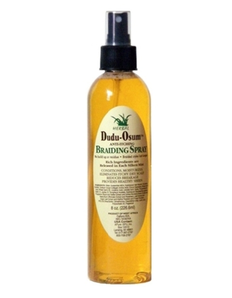 Dudu-Osum Anti-Itch Braiding Spray 8oz