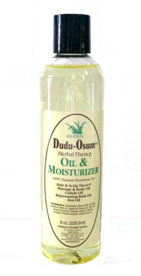 Dudu-Osum Herbal Oil & Moisturizer 8oz