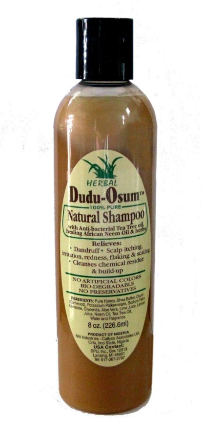 Dudu-Osum Natural Shampoo 8oz