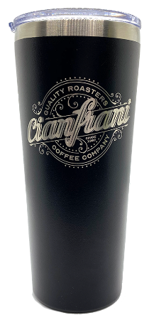 Cianfrani customized stainless steel tumbler