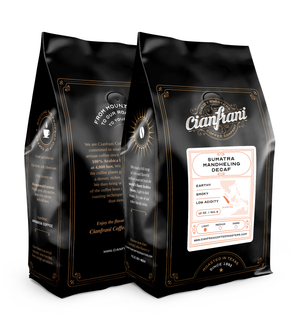 Sumatra Mandheling Decaf - Single Origin