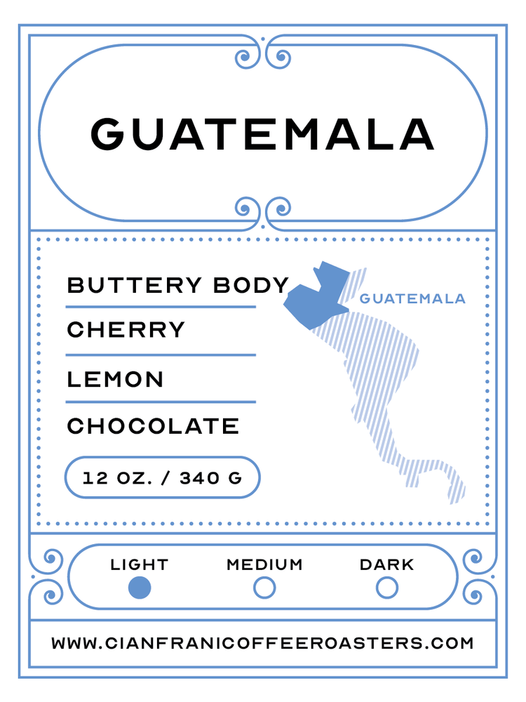 Guatemala - Single Origin Pods (K-Cups)