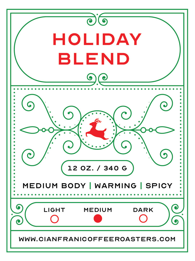 Holiday Blend (K-Cups)