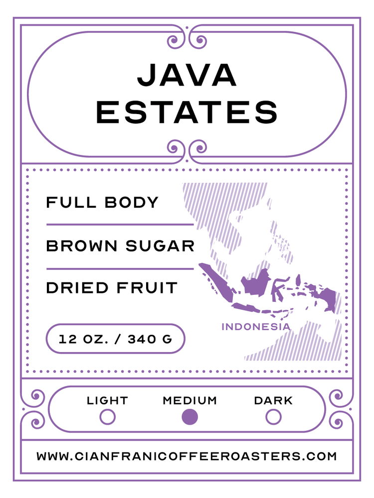 Load image into Gallery viewer, Java Estates