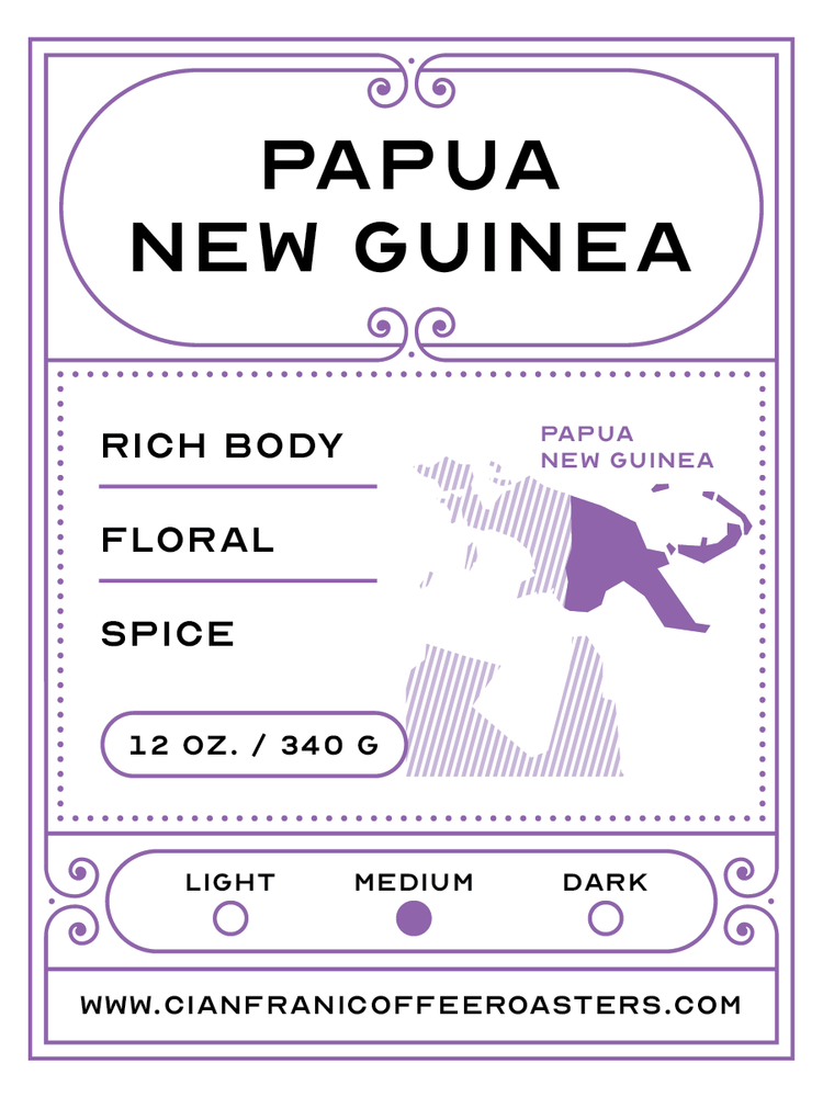 Papua New Guinea Pods (K-Cups)