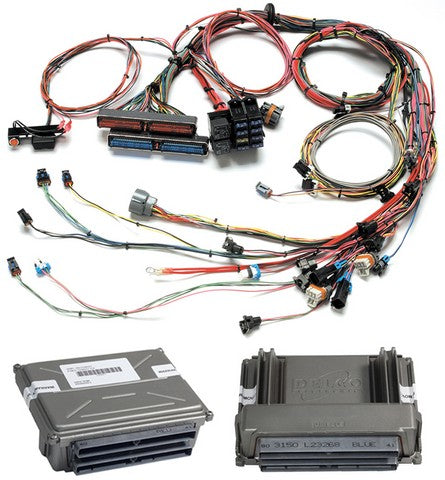 60008 GM 1997 - 2004 LS1/LS6 EFI harness ( 60508 with Custom Flashed PCM)
