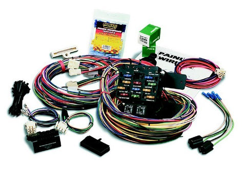 50002 21 Circuit Street Legal Race Car Harness