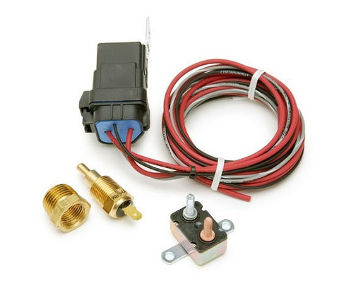 30128 Weatherproof Fan Relay Kit w/thermostatic switch