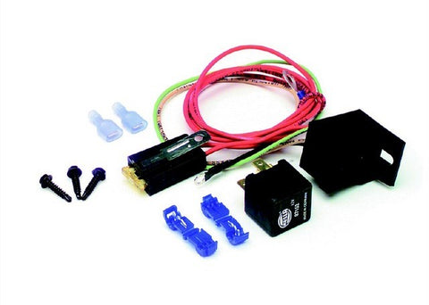 30802 High Beam Headlight Relay Kit (1988-1998 GM fullsize trucks & SUVs)