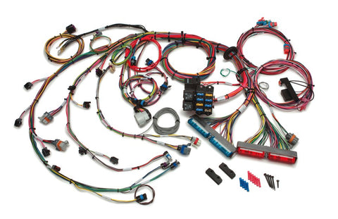 60218 1999-2006 GM Gen III 4.8/5.3/6.0L EFI Harness Extra Length - Mechanical TB