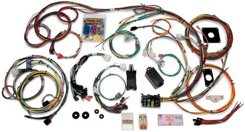 20120 14 Circuit Mustang Chassis Harness (1965 - 1966)