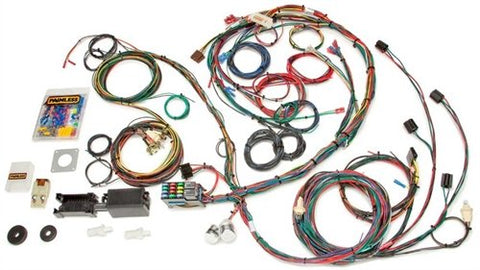 20122 22 Circuit Mustang Chassis Harness (1969 - 1970)