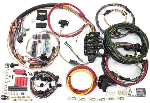 20128 26 Circuit Direct Fit 1968 Chevelle/Malibu Wiring Harness