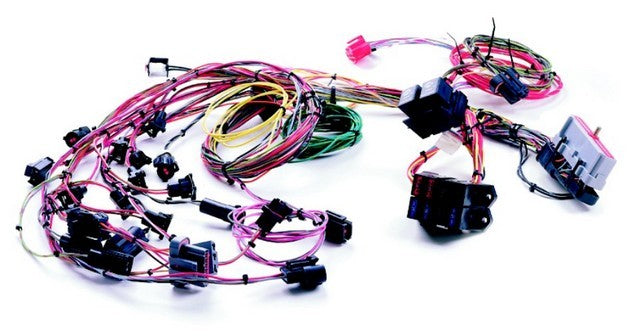 60510 Ford 1986 1995 5 0l Fuel Injection Wiring Harness Gopainlesswiring