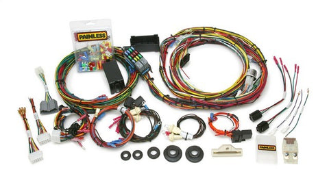 10117 21 Circuit F-Series Ford Truck Harness w/o Switches (1967 - 1977)