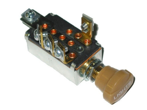 80154 Headlight Switch/4-Position