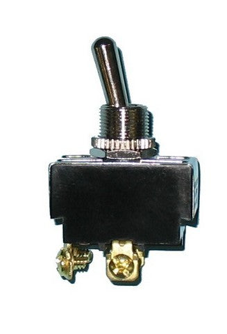 80501 Heavy Duty Toggle Switch - Off/Momentary On, Single Pole, 20 Amp