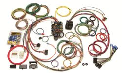 20102 25 Circuit 1969 thru 1974 GM Muscle Car Harness