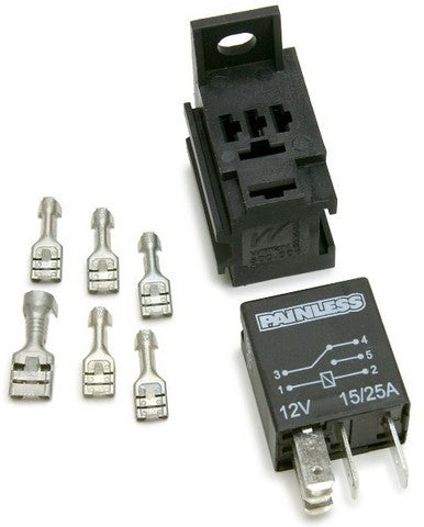80136 SPDT Micro Relay w/Base & Terminals