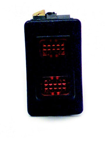 80403 Rocker Switch / On-Off-On / Red Lighted