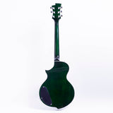 GROTE Green LP Style Solid Body Electric Guitar LP-002