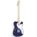 GROTE Telecaster style Semi-Hollow Body Electric Guitar XKTL-PU01