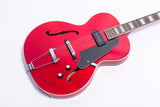 GROTE RED Hollow Body Jazz Electric Guitar ZTRD-001