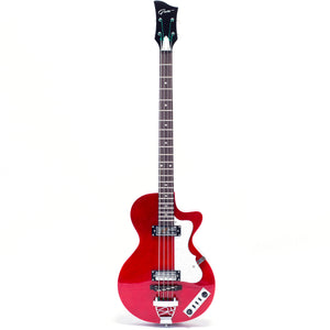 Grote 4 strings LP Hollow Body Electric Bass Guitar LPB-002