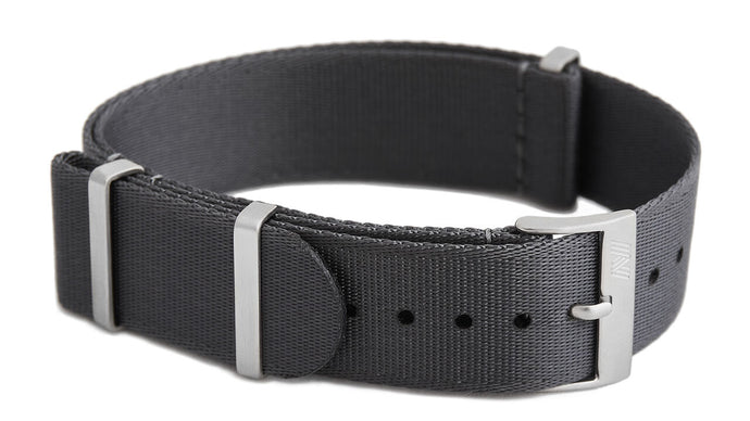 Admiralty grey nato strap by Phenomenato