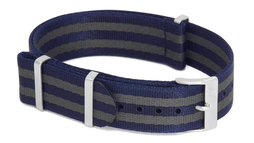 Blue Bond nato strap by Phenomenato