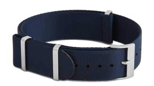 Dark blue nato strap by Phenomenato