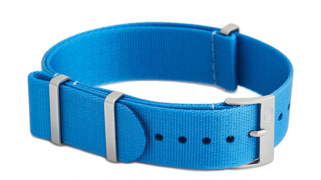 Light blue nato strap by Phenomenato