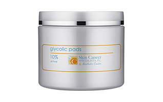 SCS Glycolic Pads 10%