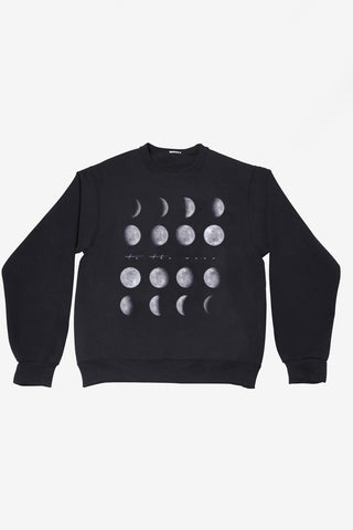 To The Moon sweatshirt