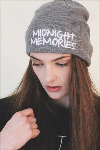 Midnight Memories Beanies
