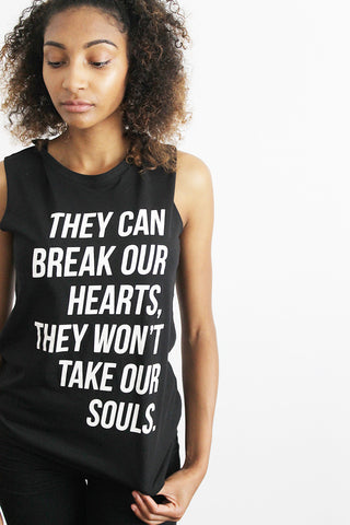 Take Our Souls Tank Top