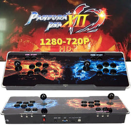 2 Player Arcade Gaming Set with 3188 Games to Hire - Games2Hire