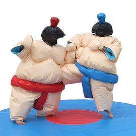 Fun Sumo Wrestling Suits to Hire - Games2Hire