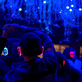 Silent Disco Hire - Games2Hire