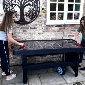 Air Hockey Table Hire - Games2Hire