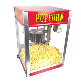 Attended Popcorn Machine Hire - Games2Hire