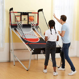Basket Ball Training Shootout Game Hire - Games2Hire